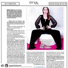 Chiara Francini su #divaedonna e il servizio fotografico al #chiostrodelbramante. LOVE #chiostrolove  #Repost @paoloisoni________  #handmade #madeinitaly #collection #jumpsuit #velvet #voile #black @chiarafrancini #domenicain #pippobaudo