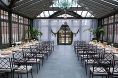 Planning a wedding ceremony and reception in the same place? Check out how this couple arranged their tables and chairs? Absolutely fabulous idea for wedding seating! Reception Seating, Table Seating, Wedding Seating, Wedding Table, Wedding Ceremony, Rustic Wedding, Our Wedding, Wedding Venues, Wedding Photos