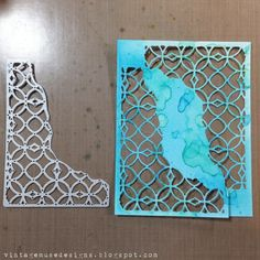 images for tim holtz mixed media thinlits - Google Search