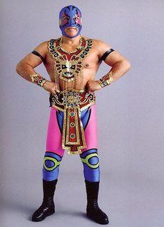 Mexican Wrestler (17 photos)