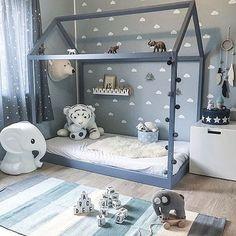 Kinderzimmer, Tiere, Inspiration, wohnen, Ideen, Interior Design