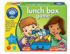 Lunch Box Game -- You can get additional details at the image link. Note:It is Affiliate Link to Amazon.