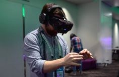 Leap Motions New 180-degree Hand-tracking Comes to Qualcomms Latest VRDK Headset
