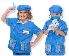 Toddler Melissa & Doug 'Veterinarian' Costume