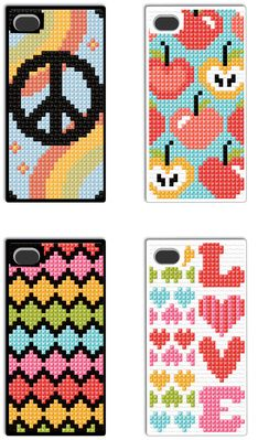 Personalize your smartphone!  Great diy cover!