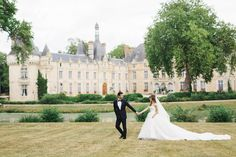 chateau D' Esclimont Castle Wedding in France/ Margo and Me Wedding/ Jana Williams Photography