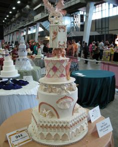 Sugar Art Show winners named at Tulsa State Fair - Scene ...