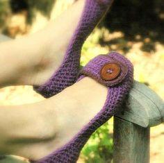 SLIPPERS TO CROCHET   Crochet For Beginners