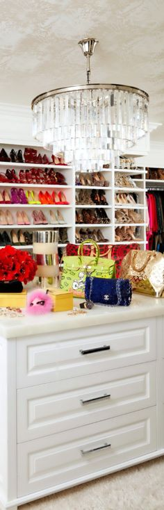 Khloé Kardashian Closet