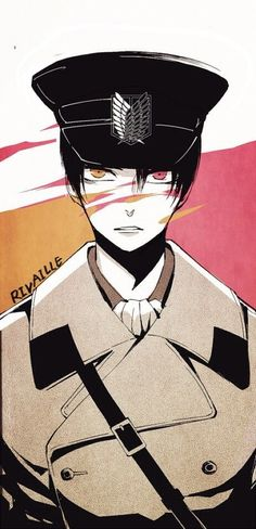 """Rivaille: """"Here we go again, I kinda wanna be more than friends. So take it easy on me. I'm afraid you're never satisfied.. Here we go again. We're sick like animals. We play pretend. You're just a cannibal. And I'm afraid I won't get out alive.. No, I won't sleep tonight... Oh oh, I want some more! Oh oh, What are you waiting for? Take a bite of my heart tonight.."""""""