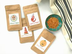 In honor of the Year of the Rooster, our first monthly spice kit explores the flavors of China! Get 4 new flavor kits / spice blends from a different region and 4 chef-developed recipes delivered to you each month with our subscription box.
