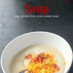 Potato Leek Soup Easier Slow Cooker Recipe