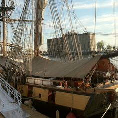 Buffalo Navy Week at Canalside! Brig Niagara in port for 200th Anniversary of War of 1812!!!
