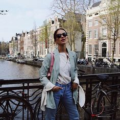 "7,419 Gostos, 64 Comentários - Lizzy (@lizzyvdligt) no Instagram: ""From beautiful Amsterdam to ✈️ Berlin in @mango #MangoGirls #MangoCommitted #Mango"""