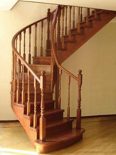Лестницы в доме: ноября 2011