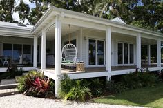 Hanging out on the weekend on our wrap round verandas. The Grove Byron Bay, weddings and holiday rentals Bauhaus, The Grove Byron Bay, Porches, Future House, My House, Outdoor Spaces, Outdoor Living, Queenslander, Biarritz