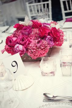 Simply Chic Wedding Flower Decor Ideas