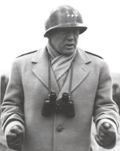 """A letter from Gen. Patton to his son. My favorite line """"people who are not themselves are nobody."""""""