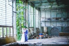 With you, place doesn't matter Street View, Europe, Poland, Warehouse, Places, Abandoned, Scrap, Profile, Metal