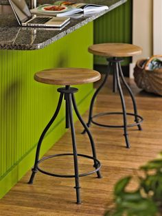 Adjustable Stool | Buy from Gardener's Supply