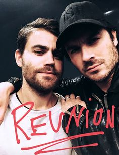 Vampire Diaries: Paul Wesley posts Salvatore brother reunion pic with Ian Somerhalder Vampire Diaries Memes, Paul Wesley Vampire Diaries, Serie The Vampire Diaries, Vampire Diaries Wallpaper, Vampire Diaries Stefan, Vampire Diaries The Originals, Ian Somerhalder Vampire Diaries, Damon Salvatore, Serie Vampire