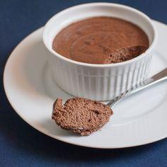 Salted Dark Chocolate Mousse Recipe on Food52 recipe on Food52