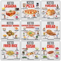 Looking for easy Keto meal prep ideas? Check out these Keto recipes RP —————— ?Looking for easy Keto meal prep ideas? Check out these Keto recipes RP —————— ? Keto Food List, Food Lists, Keto Foods, Paleo Diet, Keto Diet Fast Food, Vegetarian Keto, Keto Fat, Low Carb Keto, 7 Keto
