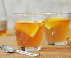 Quitten-Orangen-Tee