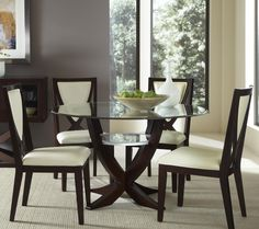 Contemporary Dining Room Furniture Sets mesa base de madera - buscar con google | mesas | pinterest