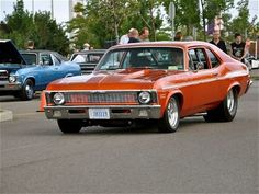 1971 Pro Street Nova