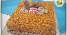 Indonesian Desserts, Asian Desserts, Indonesian Recipes, Nougat Cake, Nougat Recipe, Resep Cake, Mocha Cake, Bakery Cakes, Cookie Recipes