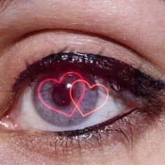 Image about heart in Eyes by Giselle A. on We Heart It Heart Eyes, We Heart It, Trigger Happy Havoc, Kawaii, Tumblr, Red Aesthetic, Aesthetic Pictures, Look At You, Hopeless Romantic