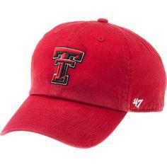 '47 Men's Texas Tech University Clean Up Cap