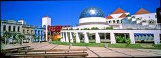 Centro Cultural Dragão do Mar, em Fortaleza Brasil