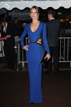 Allesandra Ambrosio, Cavalli #Cannes 2013