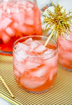4-Ingredient Cocktail Recipe: Cranberry & St. Germain Pitcher Sparkler — The 10-Minute Happy Hour