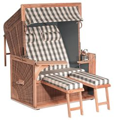 #gartenmöbel #loungemanufaktur #garten #strandkorb #loungemöbel Outdoor Chairs, Outdoor Furniture, Outdoor Decor, Home Decor, Gliders, Beach Tops, Lounge Furniture, Nursing Care, Grey