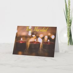 Feliz Navidad Christmas Holiday Card - tap/click to personalize and buy #HolidayCard  #god #almighty #jesus #christ #holy 1st Christmas, Christmas Morning, Christmas Greetings, Holiday Cards, Christmas Holidays, Christmas Cards, Happy Holidays, Joyous Celebration, White Elephant Gifts