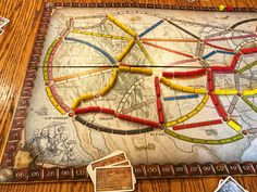Ticket to Ride Board Game Review - Days of Wonder Games - Nerdeeo