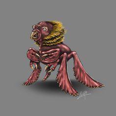 Birdy-Crab