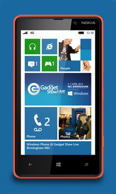 We'll be at the Gadget Show Live in Birmingham from 3rd - 7th April - will you be joining us?