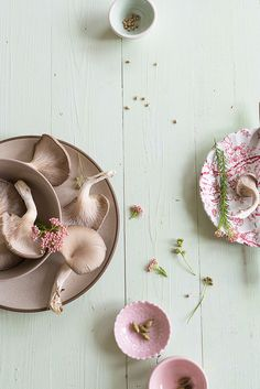 Cooking with Oyster Mushrooms