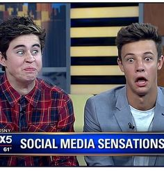 Nash and Cameron