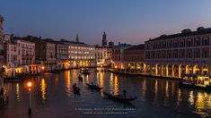 https://flic.kr/p/ZkRuA4 | Venedig_MSC9129 | Tag 4 - Fotoreise Venedig - blaue Stunde am Canale Grande - © Michael Schultes Photography - www.schultes-photo.de