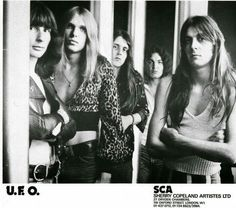 Michael Schenker joined UFO in 1973 at the age of somewhere around 17. As a result of his addition to the band they released 4 albums that produced numerous hits. In 1978 Michael left UFO. In 1979 UFO released Strangers In The Night which was a double live album. One of the greatest live albums ever recorded.