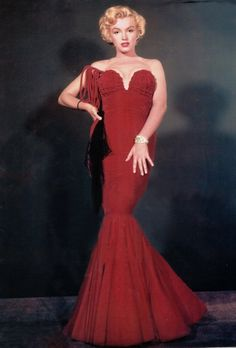 Marilyn Monroe, 1951......