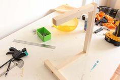 DIY: Como fazer uma linda luminária TUMBLR para decorar a casa