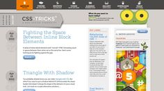 CSS Tutorials and Best practices. Great layout and simple navigation.