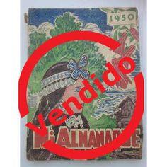 Paraíso del Libro Usado: Antiguo - Mi Almanaque 1950 De La Ix Región