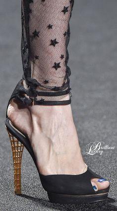 Brilliant Luxury * Monique Lhuillier FW 2015/16 NYFW